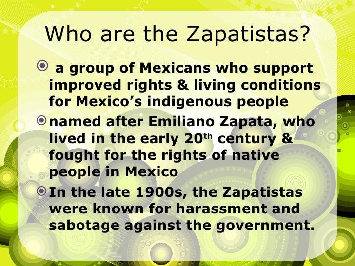 Zapatistas Slide 2