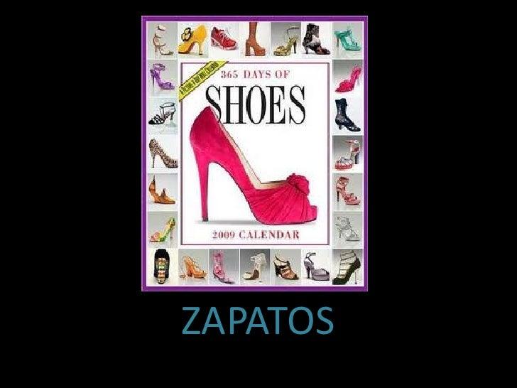 ZAPATOS<br />ZAPATOS<br />