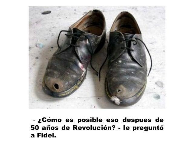 Zapatos rotos Slide 3