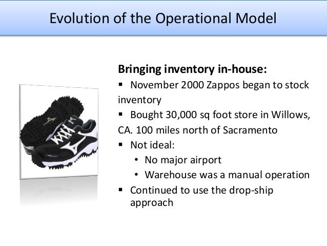 Getting the Goods: The New Amazon/Zappos Supply Chain Story