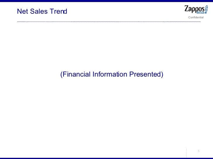 Net Sales Trend <ul><ul><li>(Financial Information Presented) </li></ul></ul>