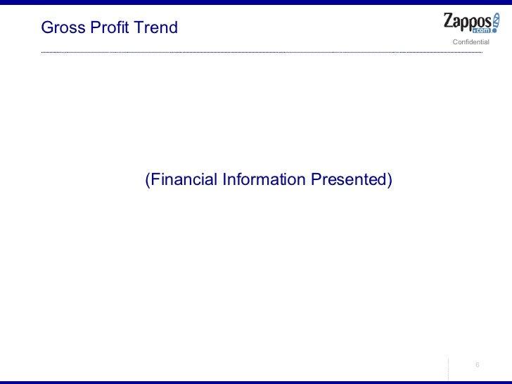 Gross Profit Trend <ul><ul><li>(Financial Information Presented) </li></ul></ul>