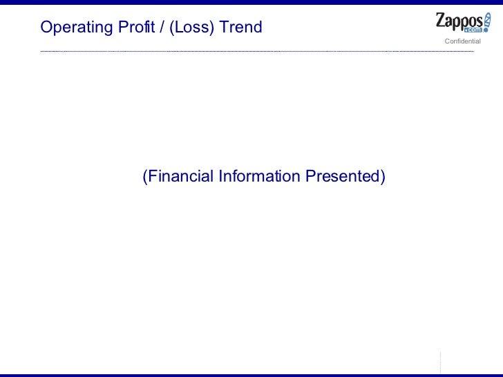Operating Profit / (Loss) Trend <ul><ul><li>(Financial Information Presented) </li></ul></ul>