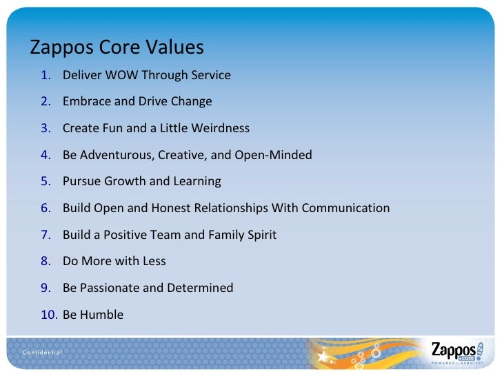 "quality of service at the zappos company An intense level of customer focus is what you'll find at any company known for world-class service the only ""problem"" is that we don't often get to peek at these companies specific practices: details as to what these companies are doing differently is often lacking."