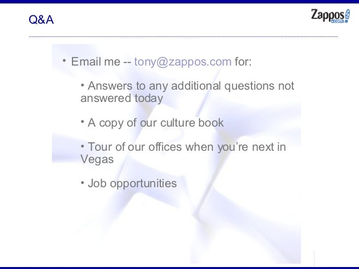 Q&A <ul><li>Email me --  [email_address]  for: </li></ul><ul><ul><li>Answers to any additional questions not answered toda...