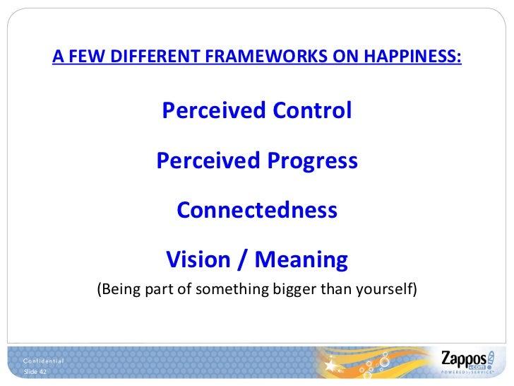 <ul><li>Perceived Control </li></ul><ul><li>Perceived Progress </li></ul><ul><li>Connectedness </li></ul><ul><li>Vision / ...
