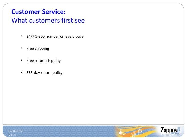 Customer Service: What customers first see <ul><ul><li>24/7 1-800 number on every page </li></ul></ul><ul><ul><li>Free shi...