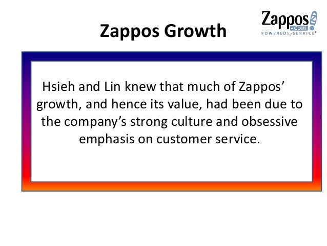 """Customer Service • How could Zappos customer become loyalty customer? """"75% of Zappos orders were from repeat customers""""."""