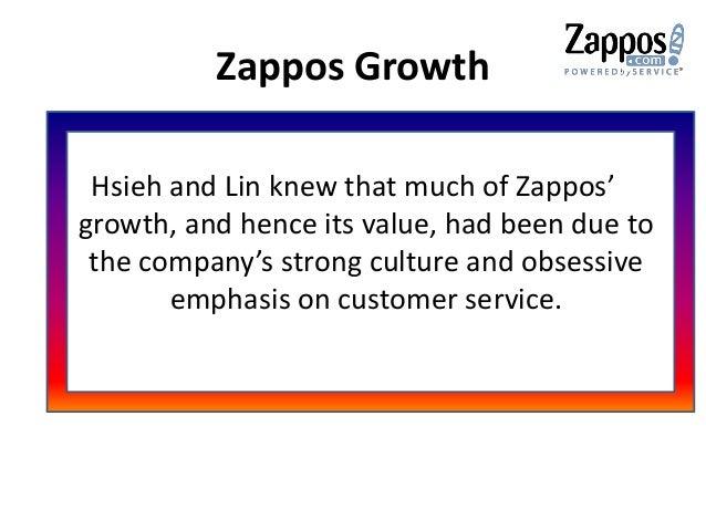 case study zappos