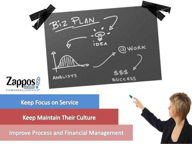 Zappos case study