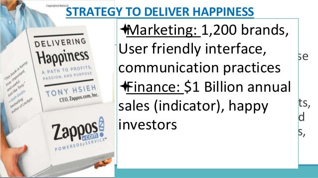 Business Case Studies, HRM / OB Case Study, Organisational Culture, Tony Hsieh Wrapping Zappos