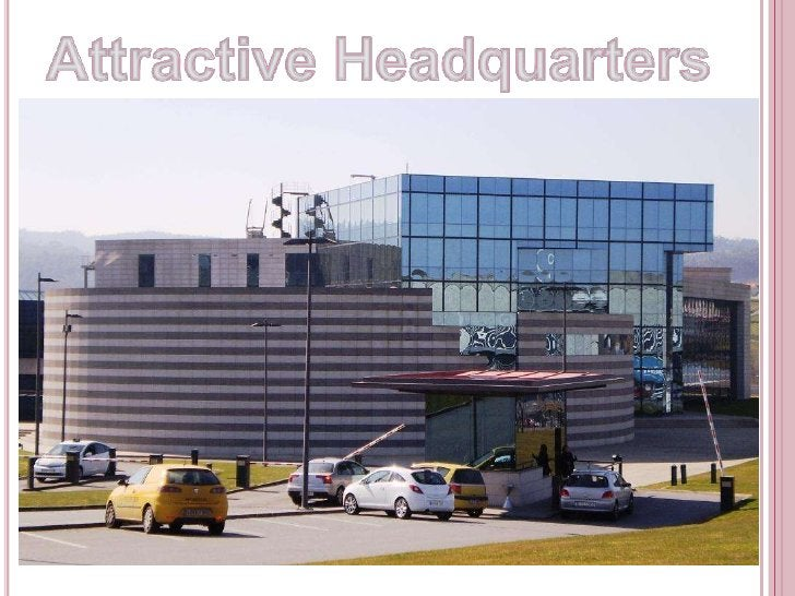 Attractive Headquarters<br />