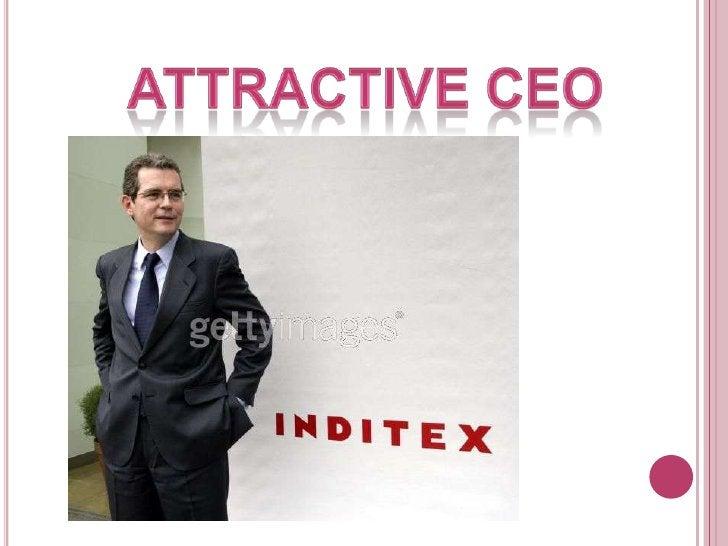 Attractive CEO<br />