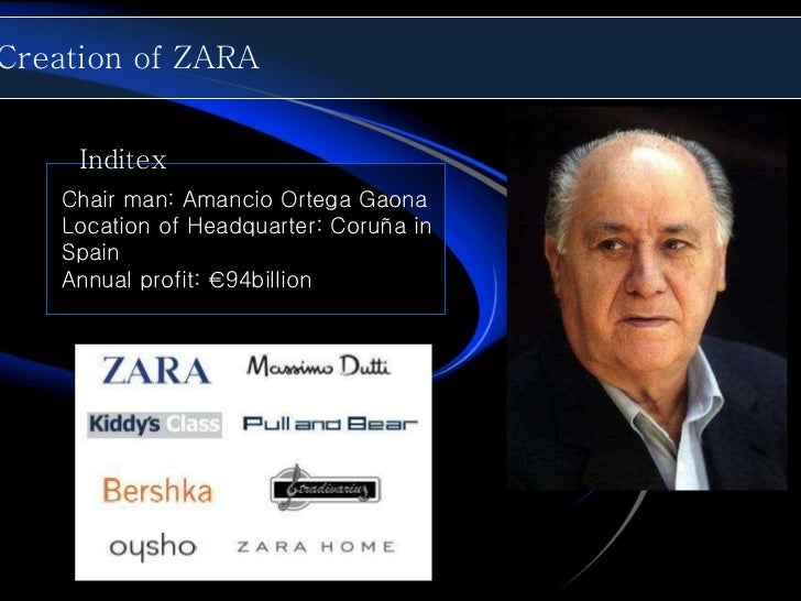 Zara Pacific Fair