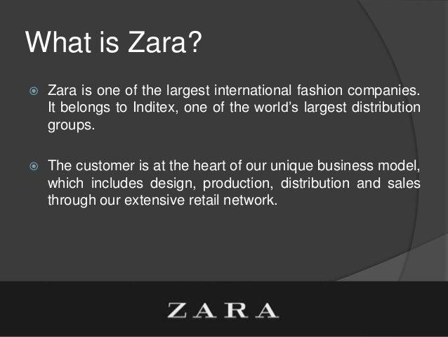 Modern dress 0 3 - Company Profile Zara