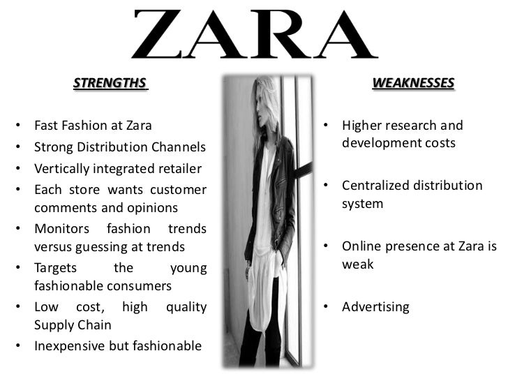 zara is a fast fashion clothing retailing chain marketing essay Zara, spanish clothing with retail chain throughout the world is probably the world's fastest growing retailer with almost a thousand stores zara has it own unique business model that enabled zara to be compete with its competitors, and it's driven by zara's fast fashion with its vertically integrated supply chain.
