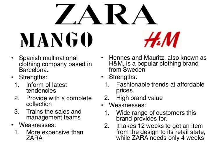mango clothing swot Swot analysis for zara brand print reference this  disclaimer:  also, the use of the highest quality of materials for clothing zara revenue for 2009 was 7071 billion euros and operating profit is 15% higher than h&m and gap, but working capital is the lowest weaknesses.