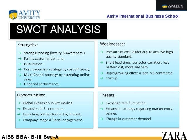 dillards swot analysis