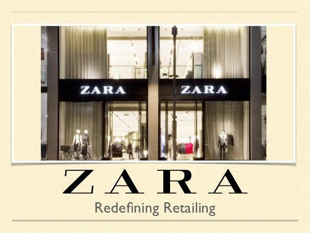 Redefining Retailing