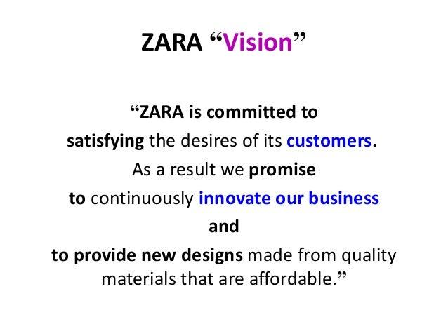 Zara's Fast-Fashion Edge Slide 2