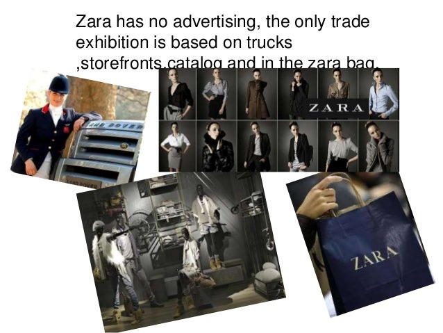 zara export strategy Zara's strategy requires the generation of a great deal of product variety throughout the year and the abolition of barriers to export as well as the development of information technology zara_presentation yen 1 seda elebi, 15042015.