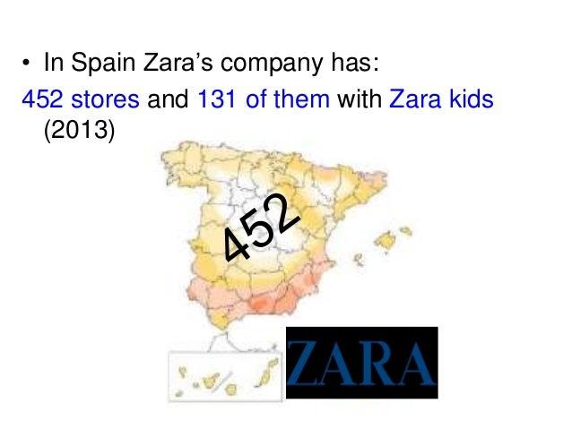 "1336b747 ZARA ""Production Facilities"" 60% Spain 20% Europe 20% Asia ..."