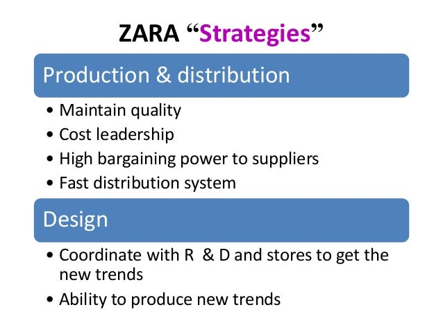 zara fast fashion from savvy systems Dell, once the world's top pc maker and a pioneer in computer supply chain  management, is struggling to defend its market share in the united states against.