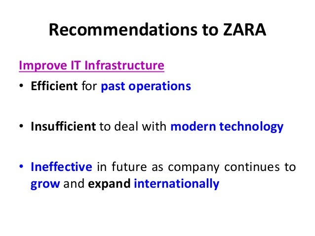 Zara: IT for Fast Fashion Harvard Case Solution & Analysis