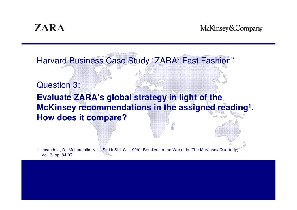 Zara: IT for Fast Fashion HBS Case Analysis