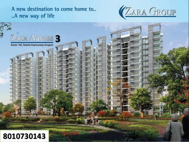 Zara aavaas 3 sector 104 affordable gurgaon 2/3 Bhk #Bookingopen #Dwarkaexpressway #sector104Gurgaon