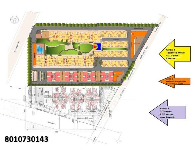 site plan of Zara aavaas 3 sector 104 affordable gurgaon 2/3 Bhk #Bookingopen #Dwarkaexpressway #sector104Gurgaon