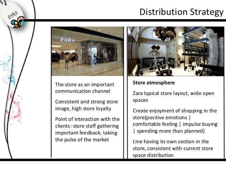 zara s current sourcing strategy Fast fashion is at the very centre of zara's strategy it is what gives it an  there  are 5 crucial phases in zara's supply chain — procurement,.