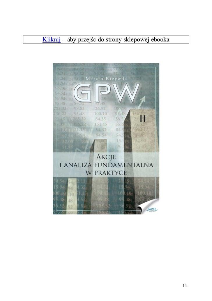 Forex na gpw