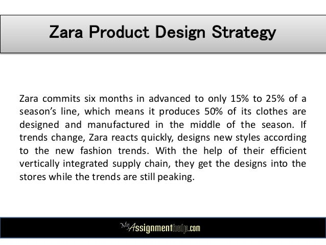 swot analysis of zara clothing High online growth and emerging markets have enabled the main competitor of h&m, zara owner inditex, to outpace h&m inditex remains the world's largest clothing retailer, and has consistently outperformed h&m over the past few years (dowsett and ringstrom, 2017) inditex has been quicker than h&m to diversify into.
