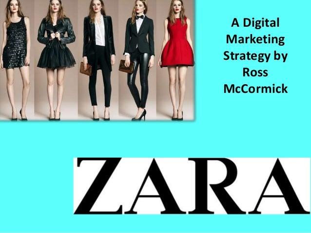 A Digital Marketing Strategy by Ross McCormick