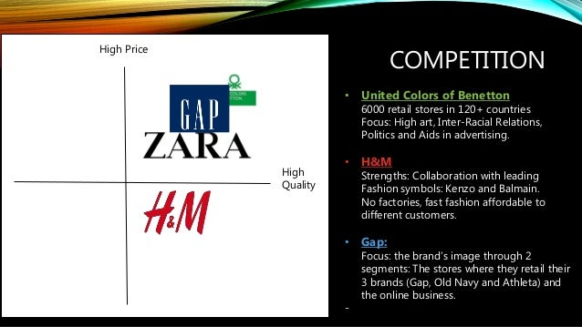 zara pricing strategy Differentiation strategies in the fashion industry strategies zara uses to achieve such success price, advertising and.