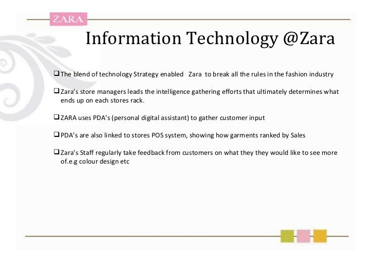 zara s marketing activity Zara's understanding of customers drives its decisions for how it designs experience, leadership, marketing, interviews, loyalty and social related posts: systems thinking, customer service and unlearning the way we do things - interview with john seddon of vanguard.