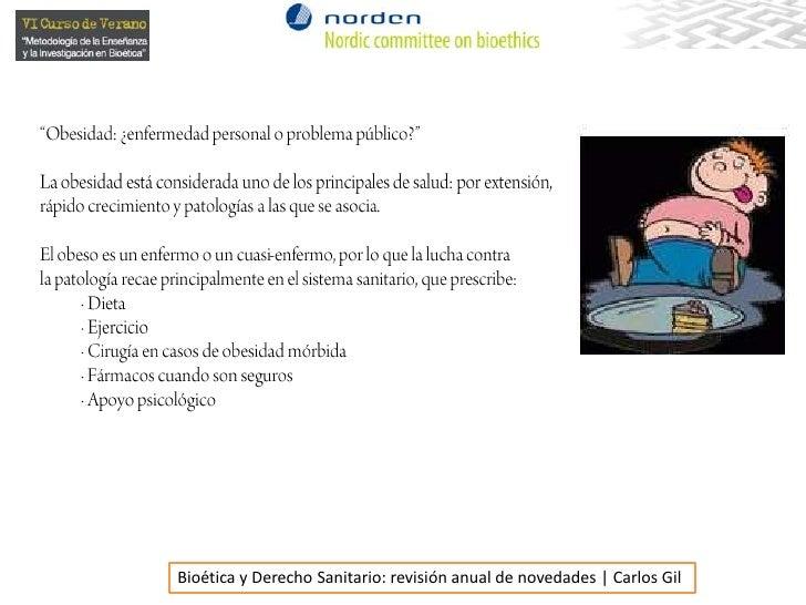 """""""Obesidad: ¿enfermedad personal o problema público?""""<br />La obesidad está considerada uno de los principales de salud: po..."""