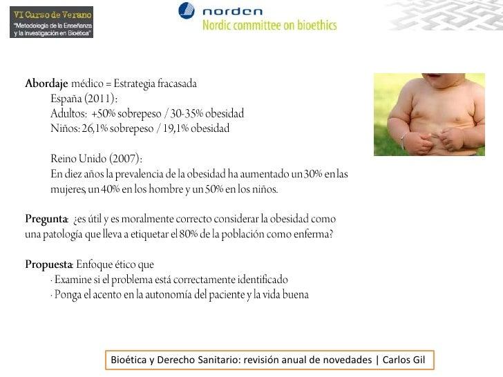 Abordaje  médico = Estrategia fracasada<br />España (2011): <br />Adultos:  +50% sobrepeso / 30-35% obesidad<br />Niños: 2...