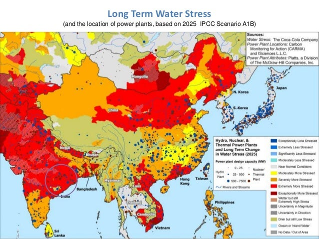 Map Of Asia Resources.Asia Session Hongpeng Liu Energy Security And Water Resources Secti