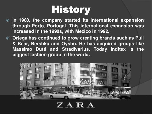 zara global strategy If you think zara does not do marketing, think again  i will do this organizing its strategies according to the seven fundamental building blocks marketing information system.