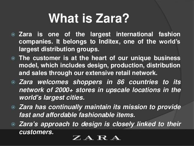 """zara s global strategy Ghemawat's """"aaa"""" global strategy framework  approaches to global value creation adaptation strategies seek to increase  zara's global ."""