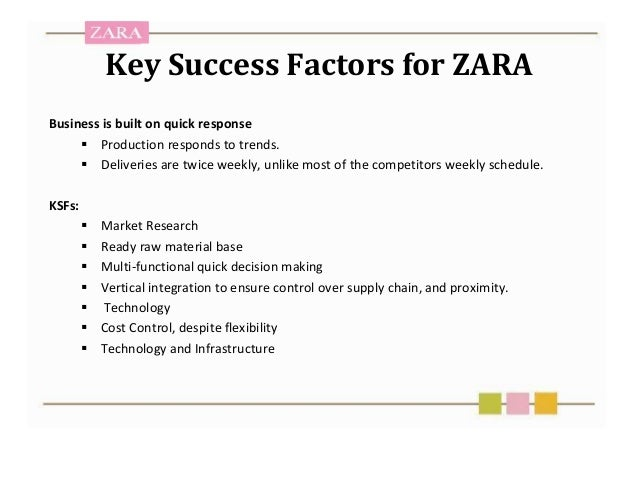zara information system essay Rapid-fire fulfillment and even its office layouts are all designed to make information transfer easy zara's (and all open-loop information systems.