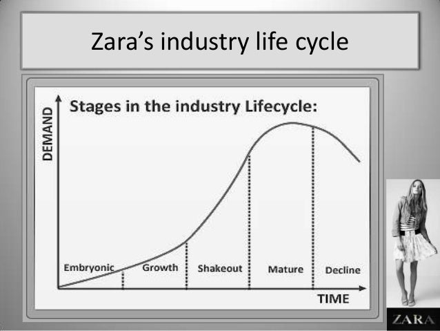 Fast Fashion Industry Life Cycle