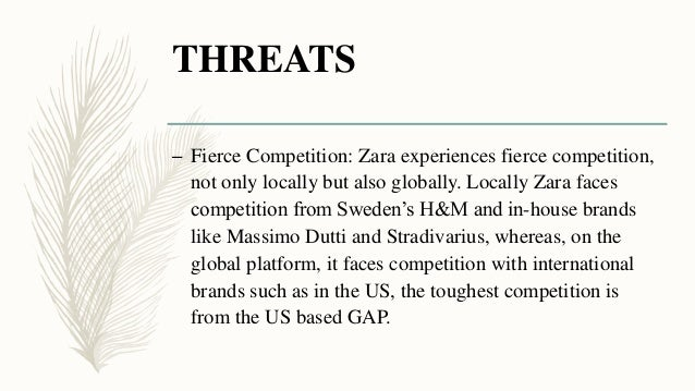 the global presence of zara commerce essay Online shopping wars in australia are heating up following the launch of zara's e-commerce offering speed, delivery options and returns remain the.