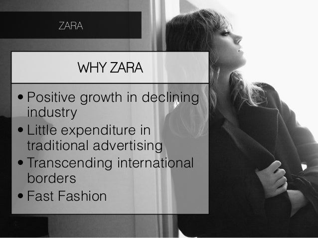 Zara brand audit final presentation zara toneelgroepblik