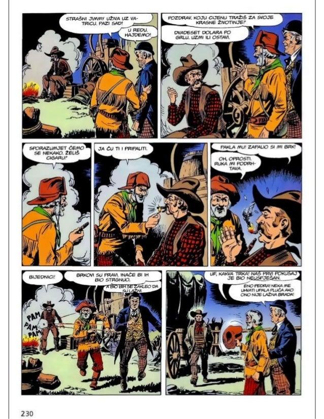 zarđali evans - kapetan miki