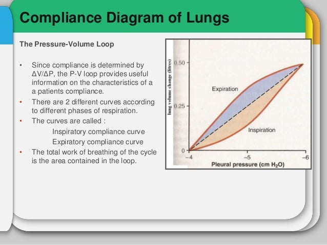Compliance Resistance Work Of Breathing