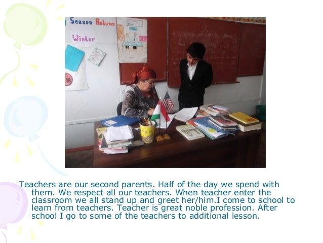 photo essay teachers are our