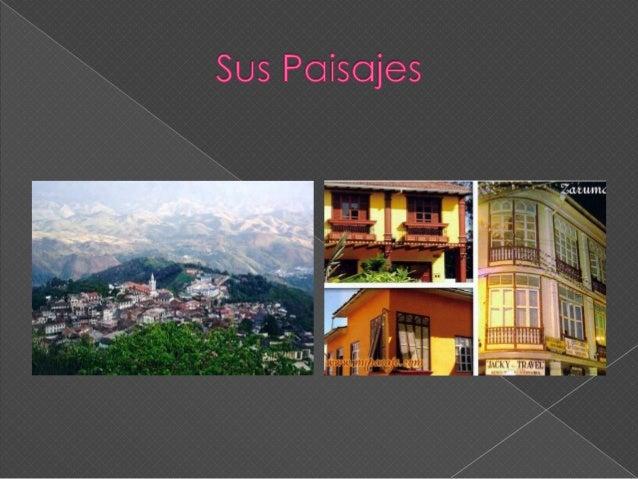Zaruma Patrimonio Cultural Del Ecuador Slide 2